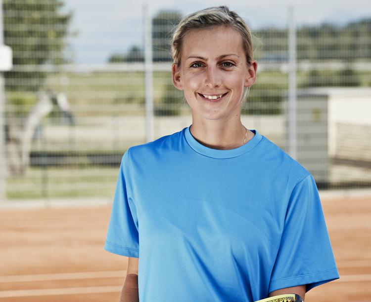 Championkids Tenniskindergarten Trainerin Anna