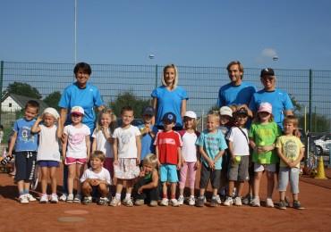 Unser Tenniskindergarten