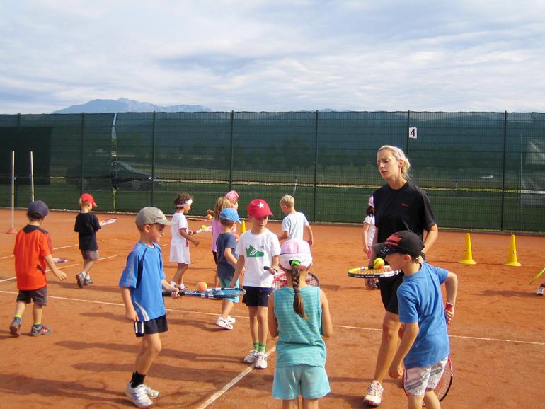 Tenniskindergarten Nachmittag