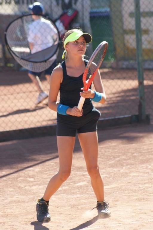 Kärntner Kids Meisterschaften 2012 - Nina Prenter