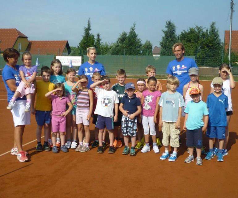CK Klagenfurter Sportschnuppern Tennis 2013