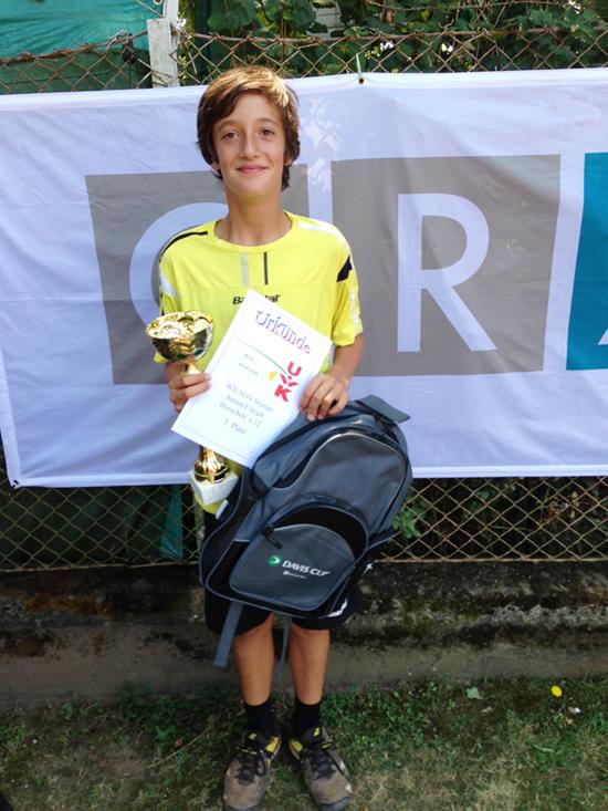 Max Hoefler gewinnt in Graz - CTT 2013