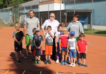 Klagenfurter Sportschnuppern / Tennis / Championkids